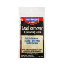 "31002 Birchwood Casey Lead Remover and Polishing Cloth 6"" x 9"""