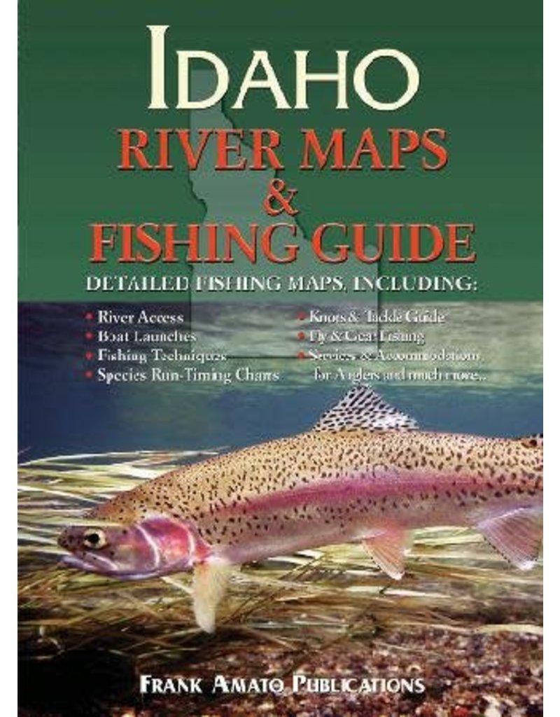 Frank Amato Publications AMATO IDAHO RIVER MAPS & FISHING GUIDE
