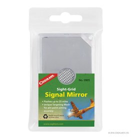 Coghlans Sight-Grid Signal Mirror