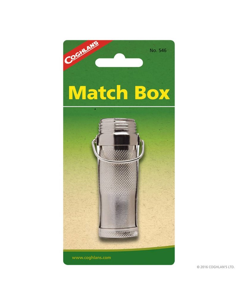 Coghlans Match Holder
