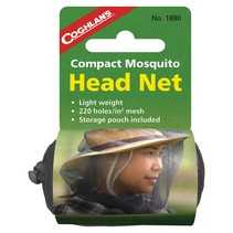 Compact Mosquito Head Net-Single