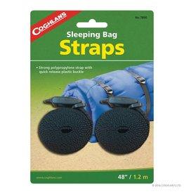 Coghlans Sleeping Bag Straps - pkg of 2
