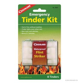 Coghlans Coghlan's: Emergency Tinder Kit