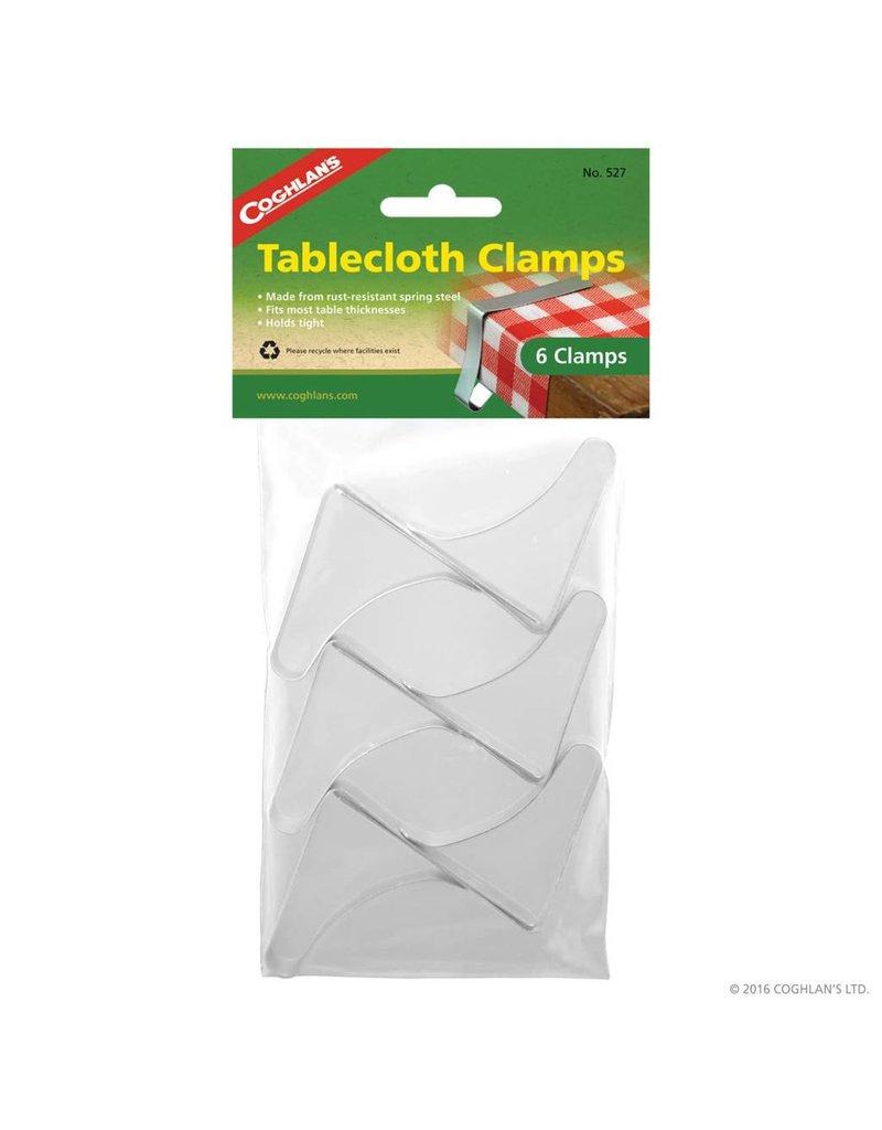 Coghlans Coghlan's: Heavy Duty Tablecloth Clamps
