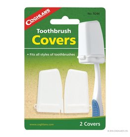 Coghlans Toothbrush Covers - pkg of 2