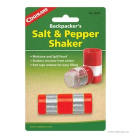 Coghlans Coghlan's: Backpacker's Salt & Pepper Shaker