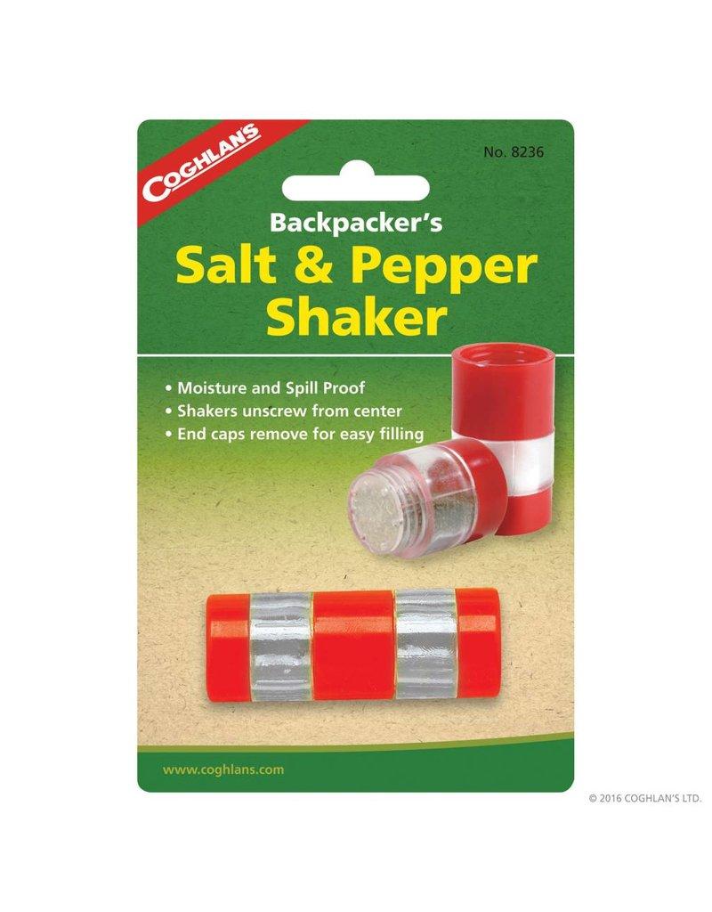 Coghlans Coghlan's: Backpacker's Salt & Pepper Shaker