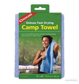"Coghlans Deluxe Camp Towel - 40"" x 18"""
