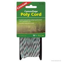 Poly Cord - Camo - 50'