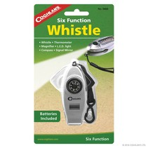 Coghlan's: Six Function Whistle