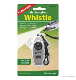 Coghlans Coghlan's: Six Function Whistle