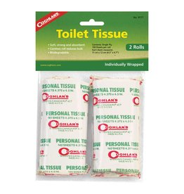 Coghlans Toilet Tissue - pkg of 2