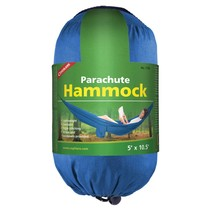 SNGL Parachute Hammock Blue