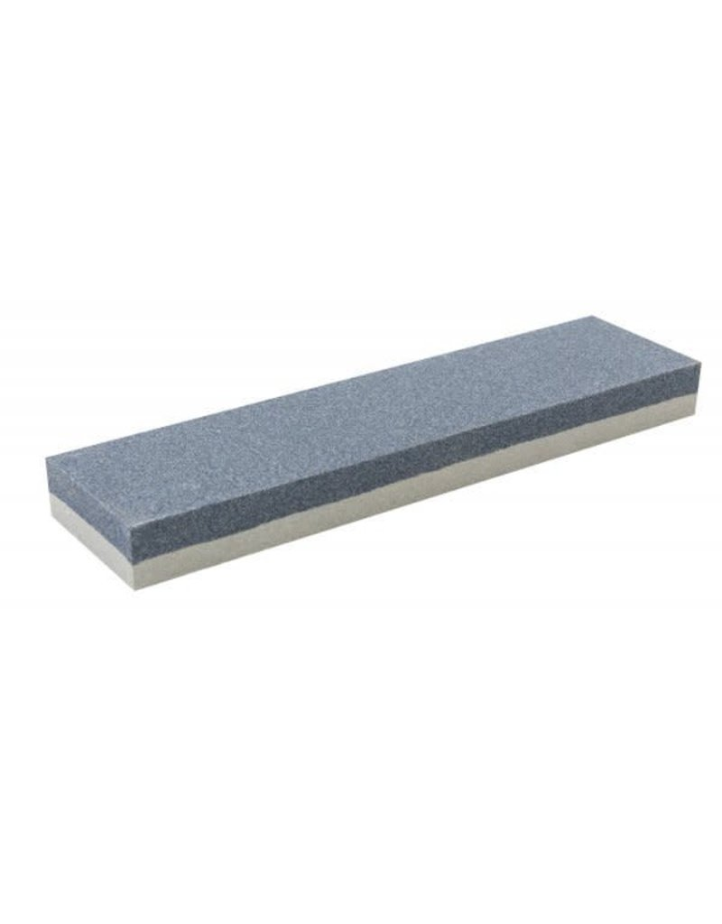 "8"" Dual Grip Combination Sharpening Stone"