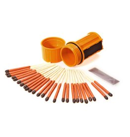 Industrial Revolution UCO Stormproof Match Kit Orange