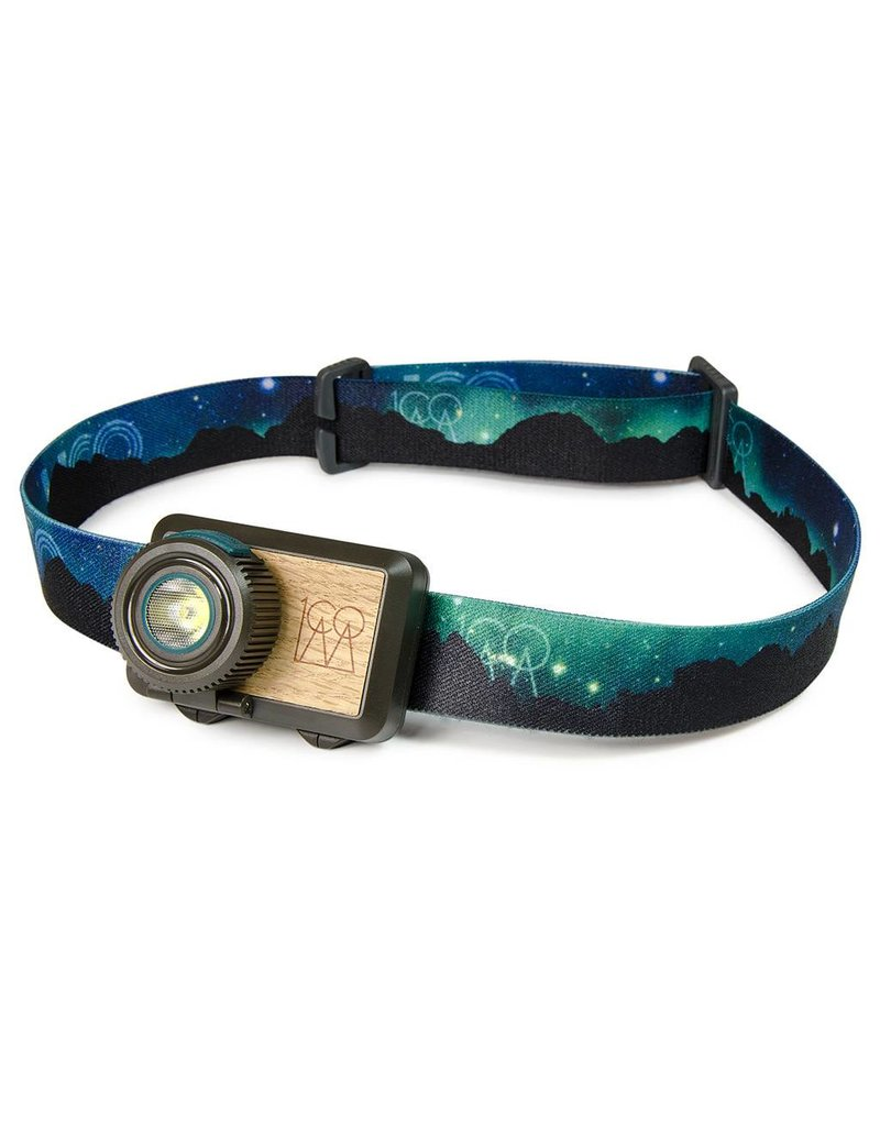 Industrial Revolution Hundred Headlamp Northern Lights