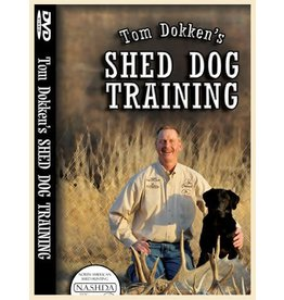 Dokken Dog Supply Tom Dokken's Shed Dog Training DVD