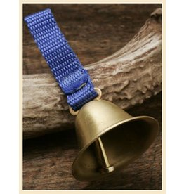 Dokken Dog Supply Classic Brass Field Bell