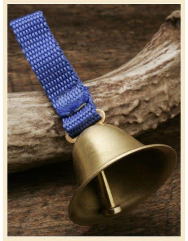 Dokken Dog Supply Classic Brass Field Bell