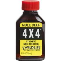 4x4 Synthetic Mule Deer Lure (pump spray)  1 FL OZ
