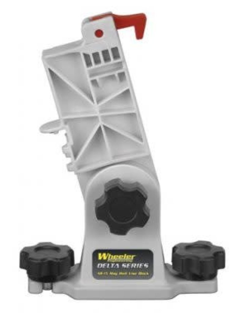 Wheeler Wheeler 156211 AR-15 Mag Well Vise Block Delta Series