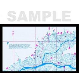 FISH-N-MAP  DWORSHAK RESERVOIR (ID)