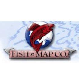 Fish-N-Map FISH-N-MAP, PEND OREILLE LAKE