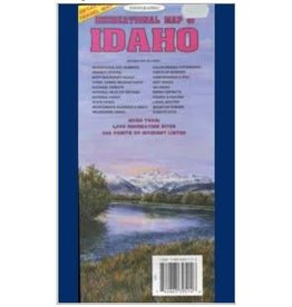 Big Sky Maps, Inc Idaho Recreational Map