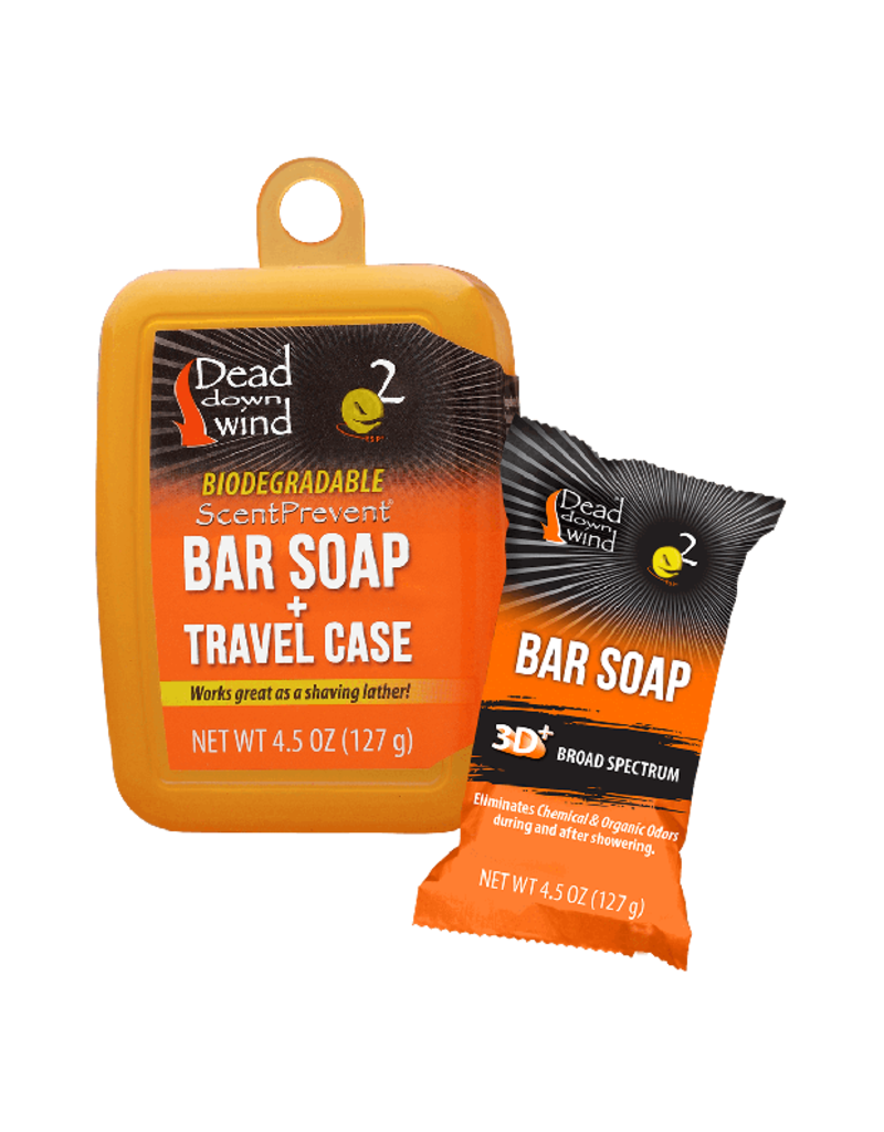 Dead Down Wind Bar Soap and Travel Case