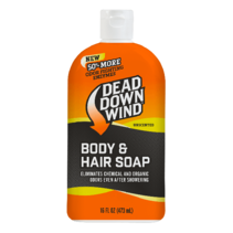 Body & Hair Soap 16 oz