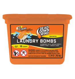 Dead Down Wind Laundry Pods 18 Count