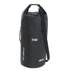Heavy-Duty Dry Bag, 40L, Black