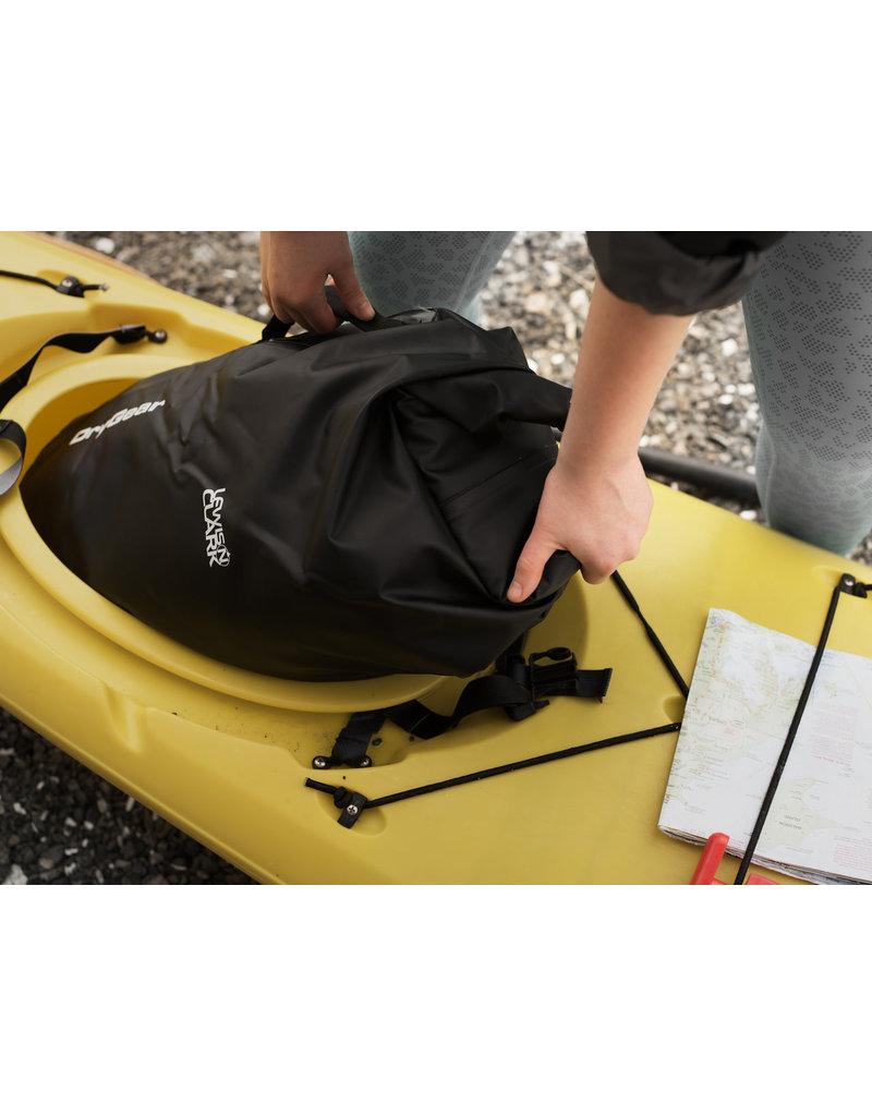Heavy-Duty Dry Bag, 40L, Black