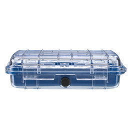 WaterSeals™ Waterproof Hardcase, Large, Blue