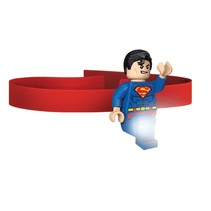 LEGO LED BULB HEADLAMP(LEGO LED HEADLAMP(LEGO DC SUPERMAN HEAD LAMP))