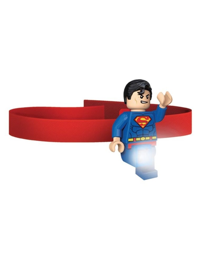 Liberty Mountain LEGO LED BULB HEADLAMP(LEGO LED HEADLAMP(LEGO DC SUPERMAN HEAD LAMP))