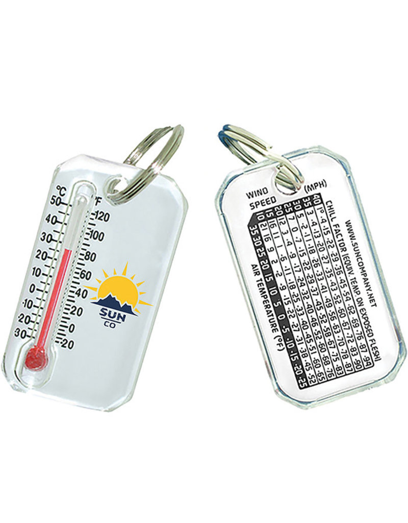 Liberty Mountain ZIP-O-GAGE SUN Temperature Thermometer