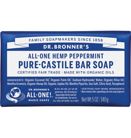 Liberty Mountain DR. BRONNER'S SOAP(PEPPERMINT BAR SOAP)