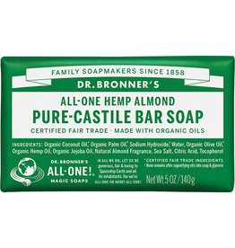 Liberty Mountain DR. BRONNER'S SOAP(ALMOND BAR SOAP)