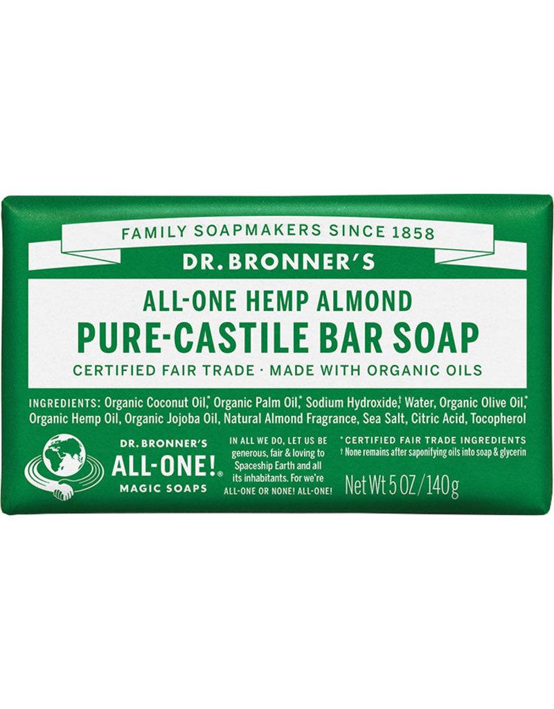 Liberty Mountain DR. BRONNER'S SOAP(ALMOND BAR SOAP)