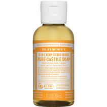 DR. BRONNER'S SOAP(CITRUS 2 OZ)