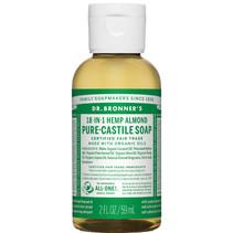 DR. BRONNER'S SOAP(ALMOND 2 OZ)