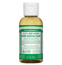 Liberty Mountain DR. BRONNER'S SOAP(ALMOND 2 OZ)