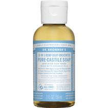 DR. BRONNER'S SOAP(BABY MILD 2 OZ)