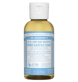Liberty Mountain DR. BRONNER'S SOAP(BABY MILD 2 OZ)