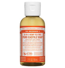 Liberty Mountain DR. BRONNER'S SOAP(TEA TREE 2 OZ)