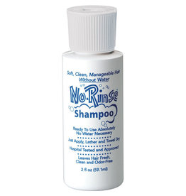 Liberty Mountain NO-RINSE SHAMPOO 2 OZ NO RINSE