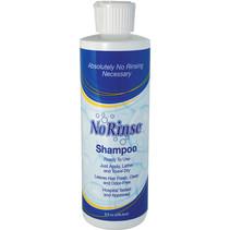 NO RINSE SHAMPOO(NO-RINSE SHAMPOO 8 OZ)