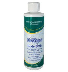 Liberty Mountain NO-RINSE BODY BATH 8 OZ NO RINSE