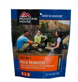 Mountain House Pasta Primavera  (veg)